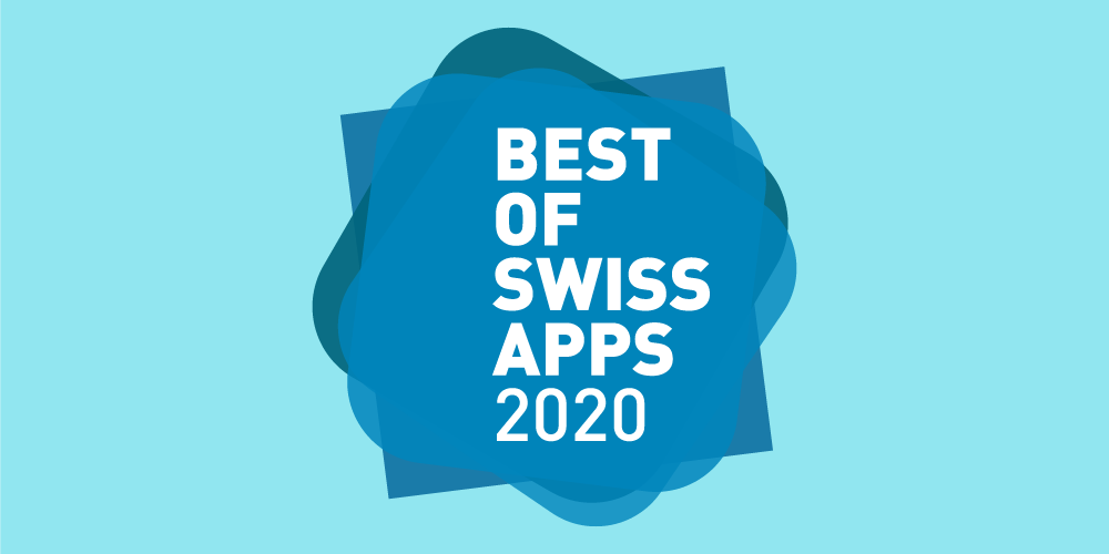 Best of Swiss App 2020 - frankly